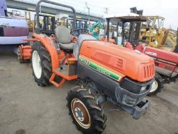Used Hitachi Tractor