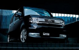 Used Daihatsu move conte custom