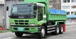 Used Isuzu gxz