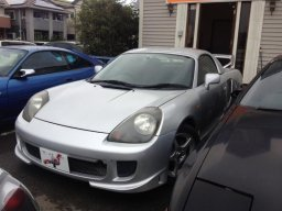 Used Toyota MR-S