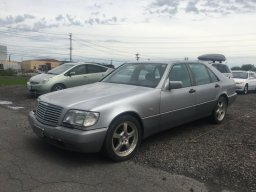 Used Mercedes-Benz S600