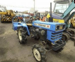 Used SUZUE Tractor