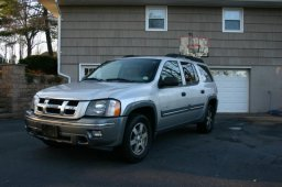 Used Isuzu ascender