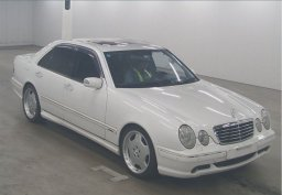 Used Mercedes-Benz E55 AMG