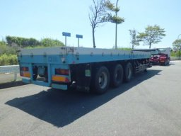 Used Toyota Semi Trailer
