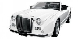 Used Mitsuoka galue convertible