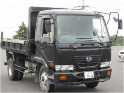 Used Nissan UD BUMP TRUCK