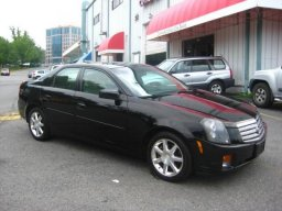 Used Cadillac CTS
