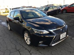 Used Lexus ct200h