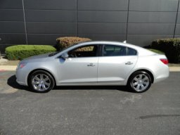 Used Buick Buick LaCrosse CX