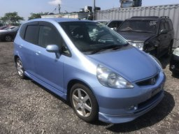 Used Honda fit hybrid