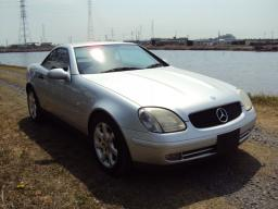 Used Mercedes-Benz 230SLK