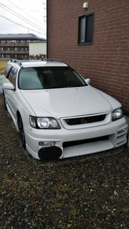 Used Nissan STAGEA