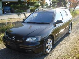 Used Opel ASTRA WAGON