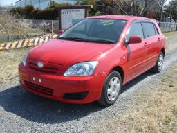 Used Toyota ALLEX