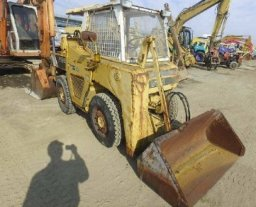 Used Yanmar Wheel loader