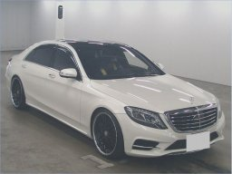 Used Mercedes-Benz S550