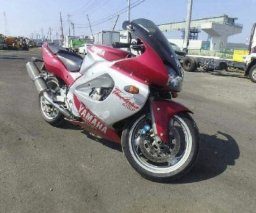 Used Yamaha Bike