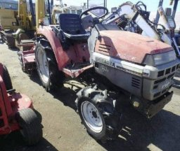 Used Shibaura Tractor