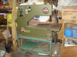 Used Ando automatic sawing mashine