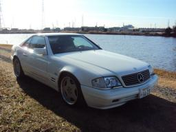 Used Mercedes-Benz SL 320