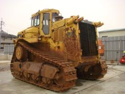 Used CAT buldozer - FW