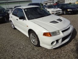 Mitsubishi Lancer Evolution used car