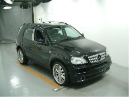 Used Mercedes-Benz ML320