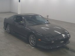 Used Nissan 180 sx