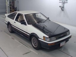 Used Toyota COROLLA LEVIN