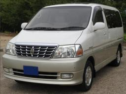 Used Toyota GRAND HIACE