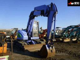 Used Hitachi EX75UR
