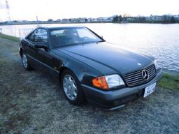 Used Mercedes-Benz 500 SL