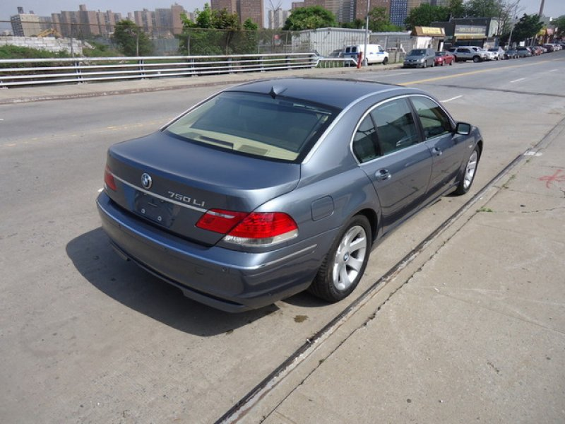 Bmw 7 Series Li 2007 Used For Sale