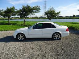 Used Mercedes-Benz E500