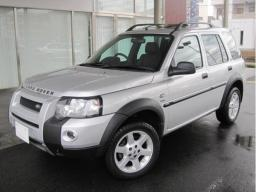 Used Rover Free Lander